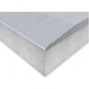 Placa de gesso cartonado pladur polyplac, poliplac