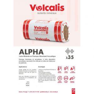la mineral alpha volcalis