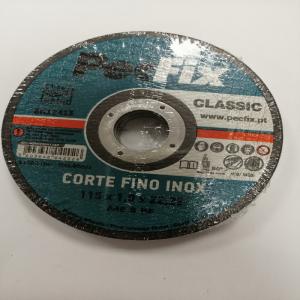 disco corte fino inox