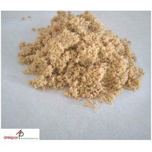 areia branca para estuque 25kg