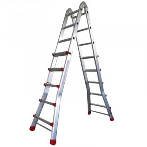 escada multiposicoes aluminio